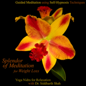 Guided Meditation Using Self Hypnosis Techniques And Yoga Nidra Relaxation For Weight Loss With Dr. Siddharth Shah-Splendor of Meditation for Weight Loss