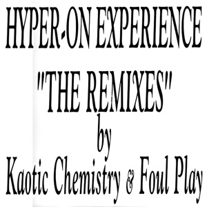 Lords of the Null-Lines (Foul Play Remix) / Thunder Grip (Kaotic Chemistry Remix) - Single