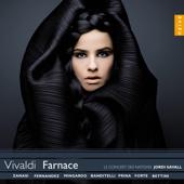 Farnace, RV 711: Sinfonia: II. Andante-Allegro
