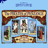 The Pirates Of Penzance (Original Cast Recording)-Gilbert & Sullivan