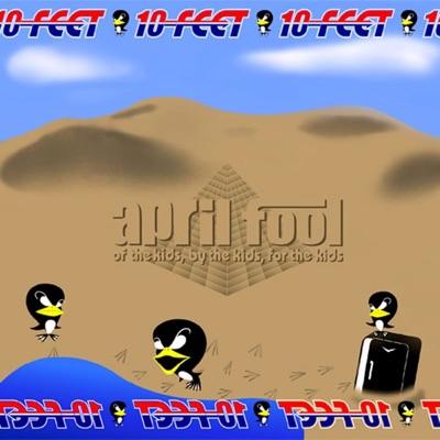 April Fool - EP - 10-FEET