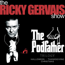The Podfather Trilogy - Season Four of The Ricky Gervais Show (Unabridged) audiobook