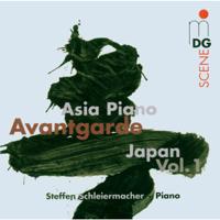 Steffen Schleiermacher - Asia Piano Avantgarde: Japan Vol. 1 artwork