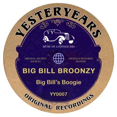 Big Bill's Boogie - Big Bill Broonzy