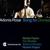 Love Walked In - Adonis Rose, Nicolas Payton, Tim Warfield, Anthony Wonsey & Reuben Rogers