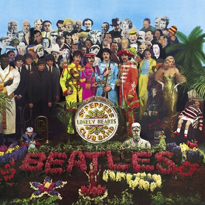Sgt. Pepper's Lonely Hearts Club Band - The Beatles album
