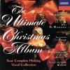 Various Artists - The Ultimate Christmas Album artwork