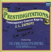 The American Ragtime Ensemble, cond. David Reffkin - Hesitation Rag