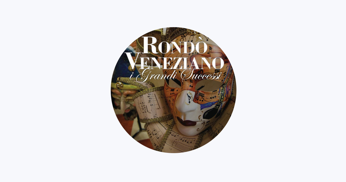 SCARICA MUSICA RONDO VENEZIANO