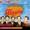 Nicholas Parsons - Just a Classic Minute: Volume 3 (Original Staging Nonfiction) artwork