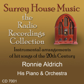 Ronnie Aldrich, His Piano & Orchestra