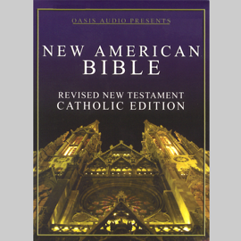 New American Bible: Revised New Testament, Catholic Edition (Unabridged) audiobook