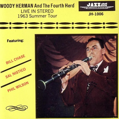 Live In Stereo - 1963 Summer Tour - Woody Herman