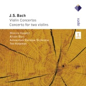 Johann Sebastian Bach - Violin Concerto in E Major BWV 1042: I Allegro