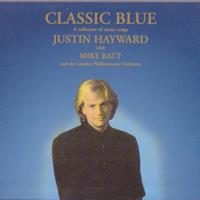 Justin Hayward - Classic Blue artwork