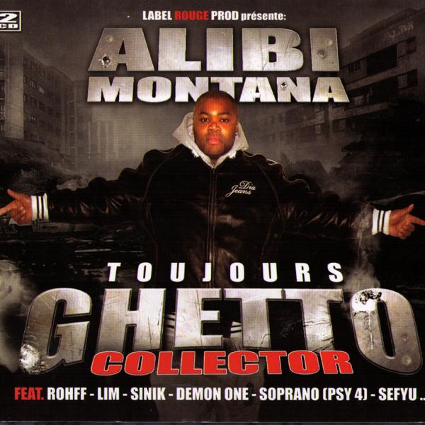 Cover Ecoutez ou téléchargez l'album Toujours Ghetto 4 - Toujours Ghetto 4 complet full zip