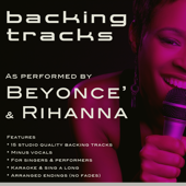 Hits of Beyonce & Rihanna (Backing Tracks)