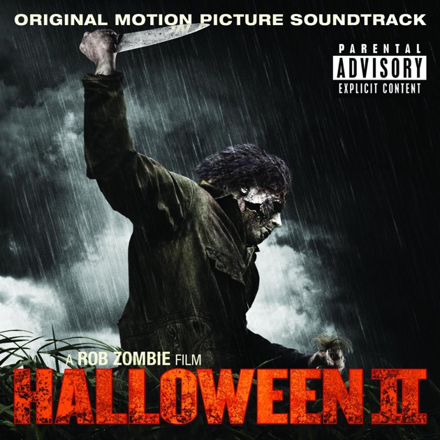 Halloween II (Original Motion Picture Soundtrack a Rob Zombie Film ...