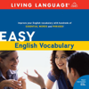 Living Language - Easy English Vocabulary (Unabridged) grafismos