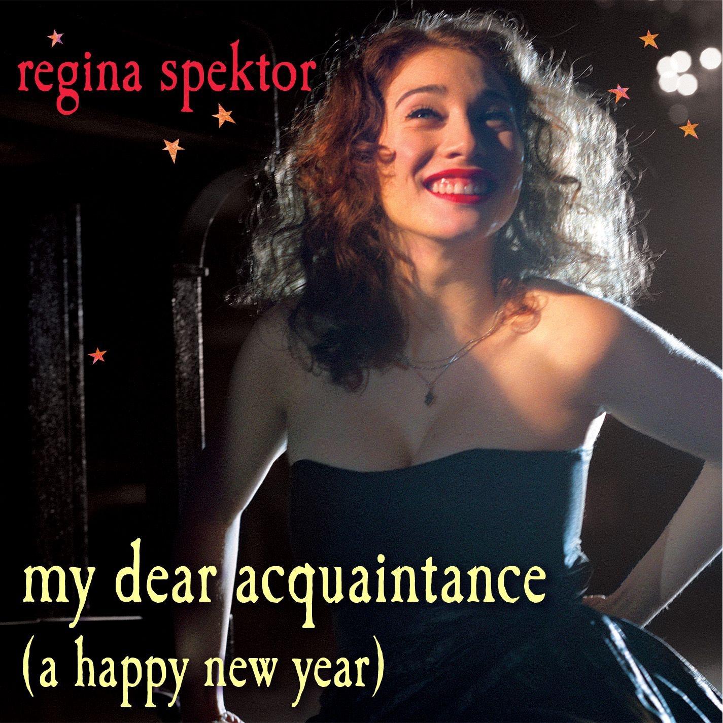 My Dear Acquaintance (A Happy New Year) - Single