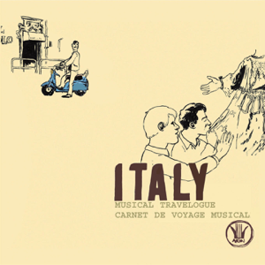 Various Artists - Carnet de Voyage: L'Italie