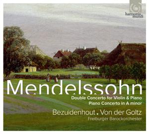 Kristian Bezuidenhout, Gottfried von der Goltz & Freiburger Barockorchester - Mendelssohn: Concertos