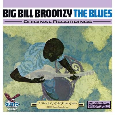 The Blues - Big Bill Broonzy