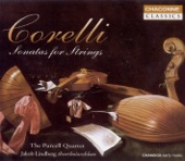 Purcell Quartet - Corelli: Sonatas for Strings, Vol. 3 - CorellI: Sonata a 3 in C major, Op. 4, No. 1: II. Corrente: Allegro, III. Adagio, IV. Allemande: Presto