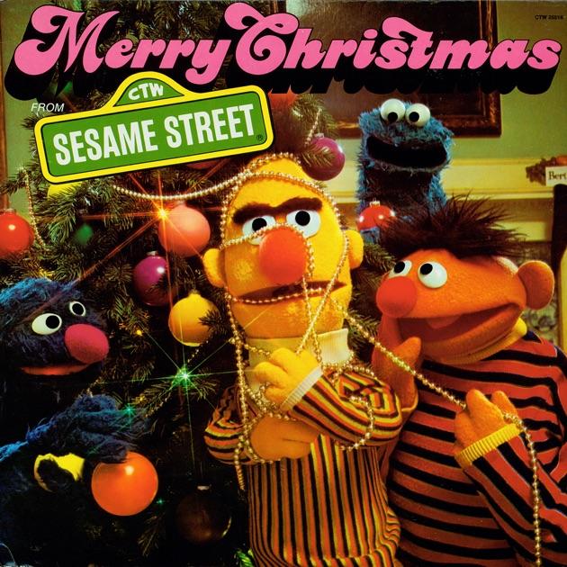 Sesame Street: Merry Christmas from Sesame Street by Sesame Street ...