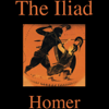 Homer - The Iliad (Unabridged)  artwork