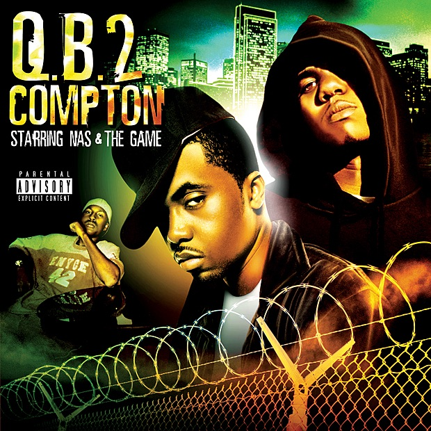 Qb 2 compton by nas the game on apple music malvernweather Images