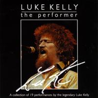 Luke Kelly - The Performer artwork
