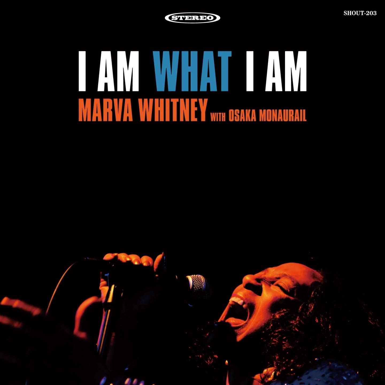 I Am What I Am (with Osaka Monaurail)