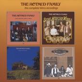 The Hotmud Family - Blue Railroad Train
