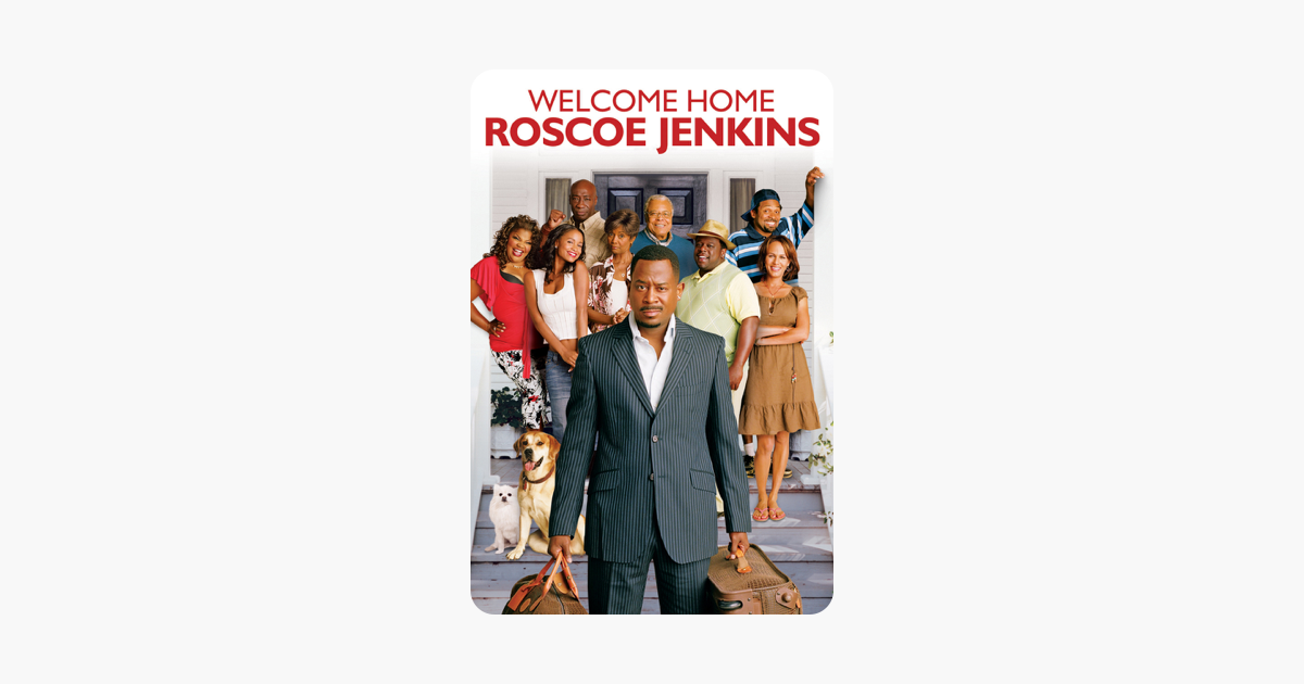 Welcome Home Roscoe Jenkins On Itunes