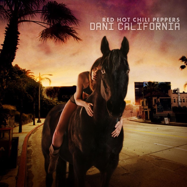 dani california ep by red hot chili peppers