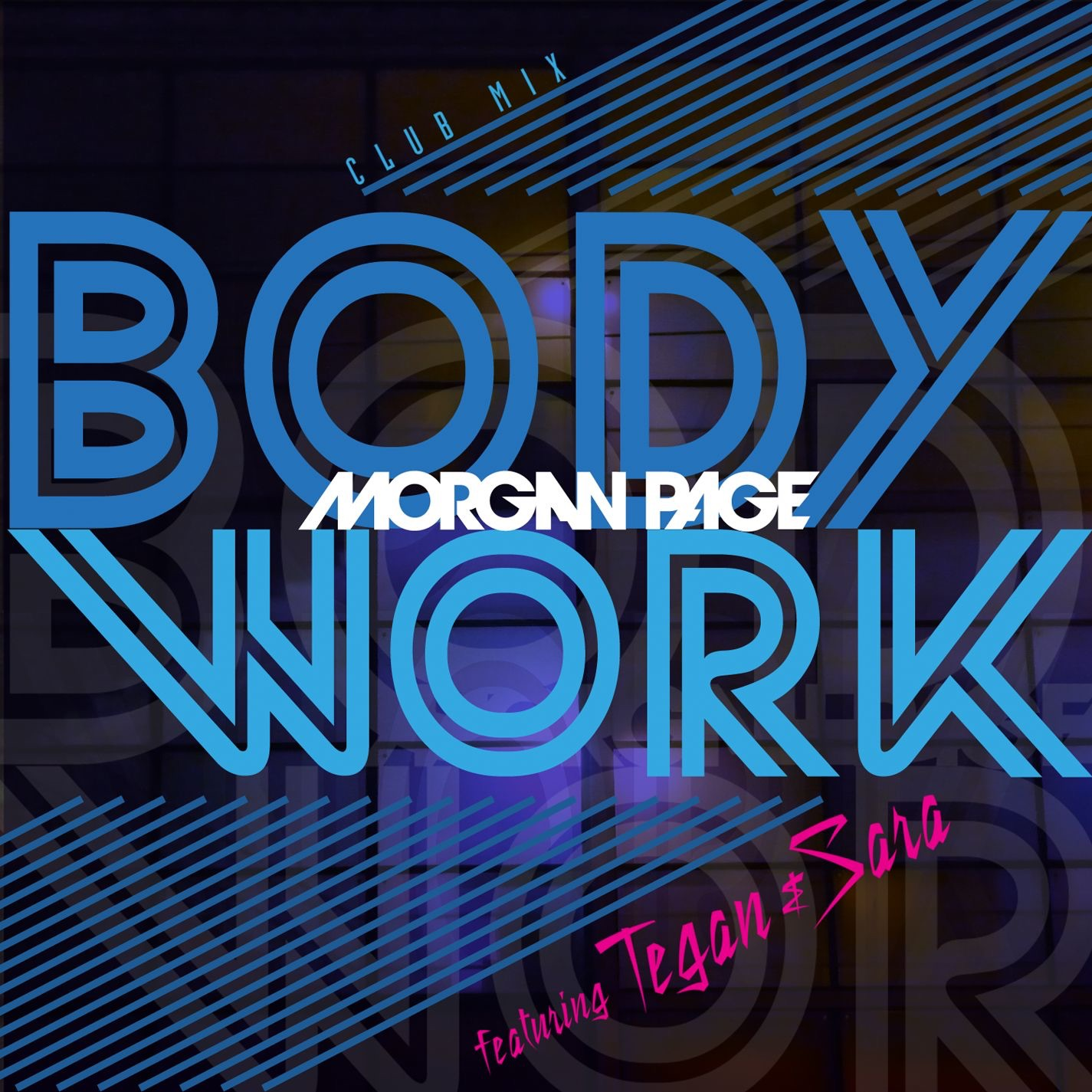Body Work (Club Mix) - Single