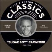 Sugar Boy Crawford - Get Away (Away from My Door) (1954)