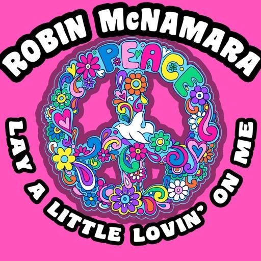 Art for Lay a Little Lovin' on Me by Robin McNamara