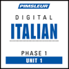 Pimsleur - Italian Phase 1, Unit 01: Learn to Speak and Understand Italian with Pimsleur Language Programs artwork