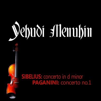 Sibelius: Concerto in D Minor - Paganini: Concerto No. 1 - London Philharmonic Orchestra