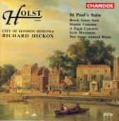 """St. Paul's Suite, Op. 29, No. 2: IV. Finale, """"The Dargason"""": Allegro artwork"""