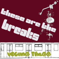 Various Artists - These Are The Breaks Vol. 3 artwork