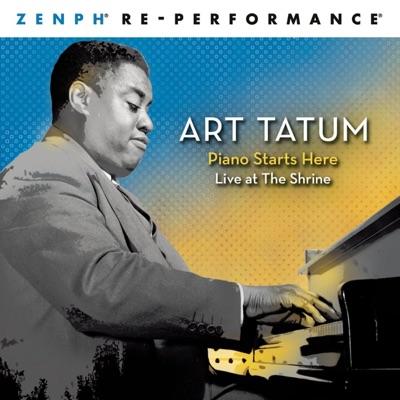 Piano Starts Here - Live at The Shrine Zenph Re-performance - Art Tatum