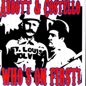 Who's On First-Abbott & Costello