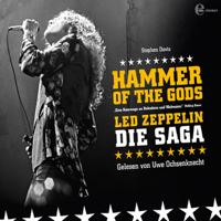 Stephen Davis - Hammer of the Gods. Led Zeppelin - Die Saga artwork