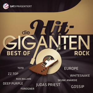 Verschiedene Interpreten - Best of Rock - Die Hit Giganten