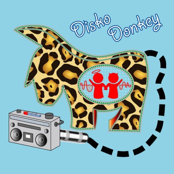Disko Donkey (Burro) 12 Inch, Vol. 2 - EP