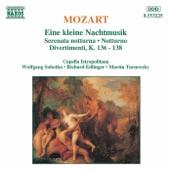 """Petter Sundkvist - Serenade No. 13 """"Eine kleine Nachtmusik"""": Allegro"""