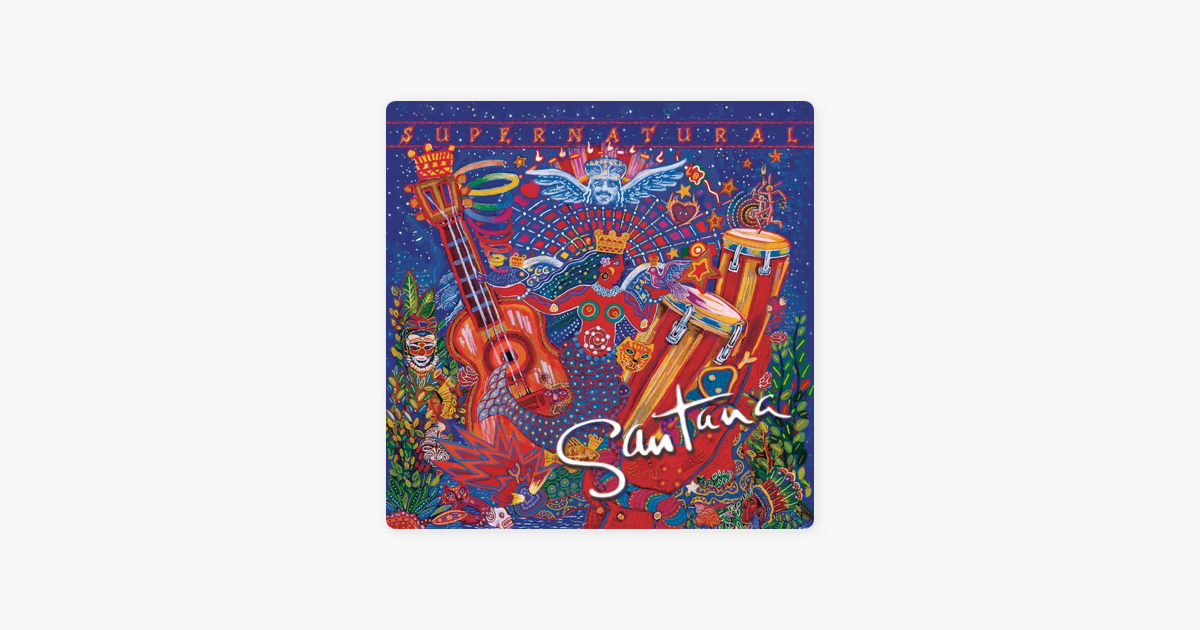 supernatural remastered bonus track version by santana on apple